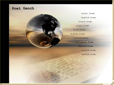 Poet Gench website